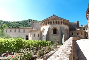 Abbey of Saint-Guilhem-le-Desert