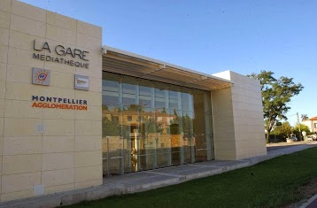 Médiathèque La Gare (Pignan)