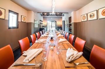 Restaurant La Cabro d'Or Baumanière et table d'hôtes