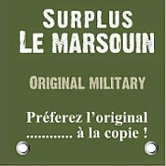 SURPLUS MILITAIRE LE MARSOUIN