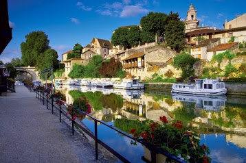 Locaboat Holidays - Base de Valence Sur Baïse