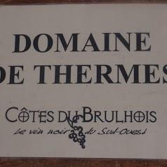 Domaine de Thermes