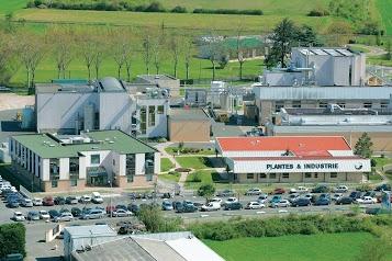Site d'extraction et de production d'actifs des Laboratoires Pierre Fabre