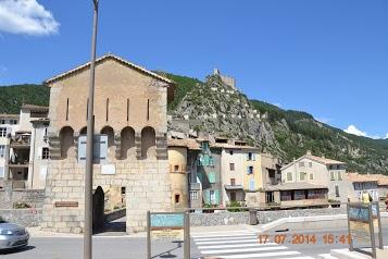 Office de Tourisme - Entrevaux