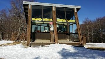 Station de Ski du mont Aigoual, Prat Peyrot