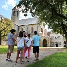 Monastère de la Chartreuse St Sauveur