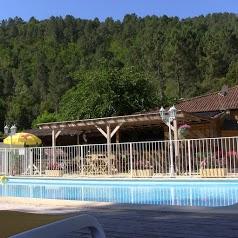 Camping Le Font du Merle**