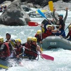 Rapid'eau Raft
