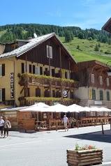 Hôtel Restaurant - Chalet de Lanza