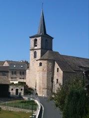 Eglise d'Aumont-Aubrac