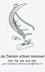 Jac Samson artisan menuisier