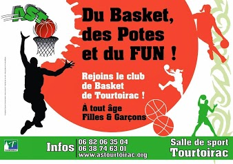 AS Tourtoirac - Basket