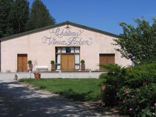 Château Vieux Robin (sce)