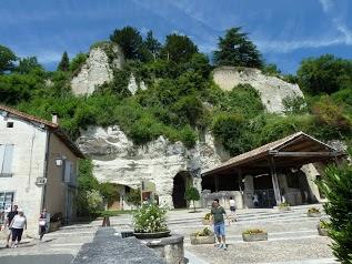 Eglise monolithe Saint-Jean