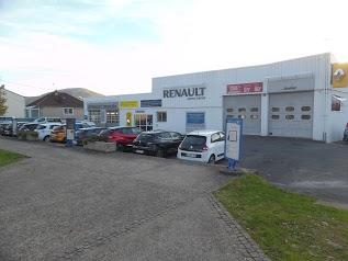 Sarl Tuffery - Garage Renault