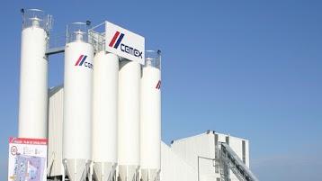 Cemex Bétons, unité de production de Beaurepaire