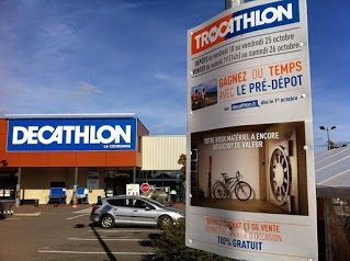 Decathlon Angouleme la Couronne