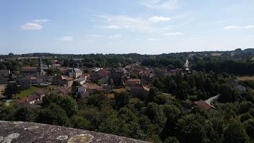 Château de Châlus-Maulmont