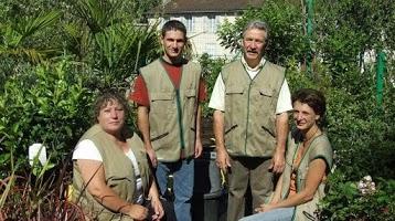 Jardinerie Gamm vert Chalus