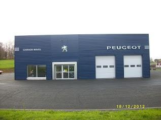 GARAGE RAVEL AGENT PEUGEOT