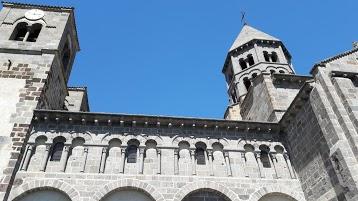 Church of Saint-Nectaire