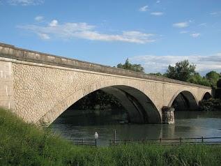 Pont d'Évieu