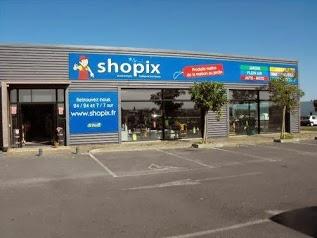 Shopix - Les Gonds (Saintes)