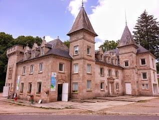 Centre international d'art et du paysage - île de Vassivière
