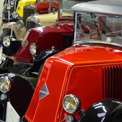 Musée Automobile de Bellenaves (Allier 03, Auvergne - Rhône-Alpes)