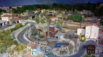 Musée du Train Miniature de Châtillon sur Chalaronne