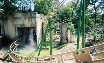 Azteka, Le Train de la Mine