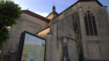 Eglise d'Orgelet