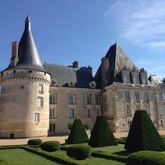 Chateau, Parc et Jardins d'Azay-le-Ferron
