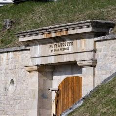 Fort Saint Antoine - Cave d'affinage Marcel Petite