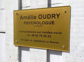 Amélie Oudry - Psychologue - Spécialiste Du Travail - Souffrance Au Travail - RPS