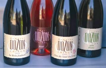 Domaine Dozon - Eric SANTIER, Vigneron