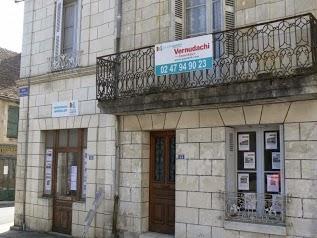 Square Habitat Crédit Agricole Touraine Poitou - Le Grand Pressigny