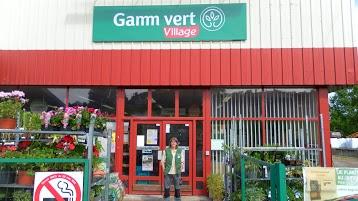 Jardinerie Gamm vert Village Moulins Engilbert