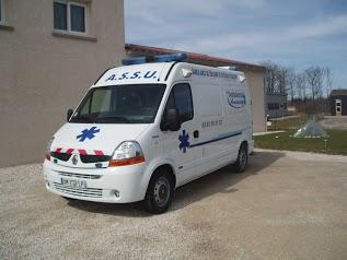 Ambulances Amancey