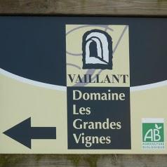 Domaine Les Grandes Vignes - Vaillant