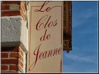 Le Clos de Jeanne
