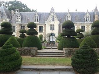Jardins du Chateau du Pin