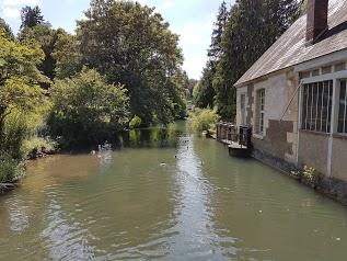 Huilerie du Moulin de L'île