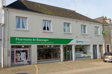 Pharmacie de Bazouges