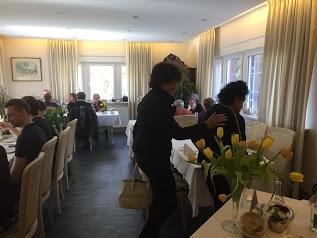 Restaurant Strauss Thiébaut