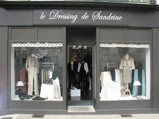 Le Dressing de Sandrine