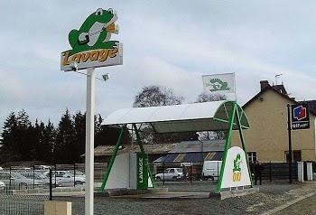 Station de Lavage OKI