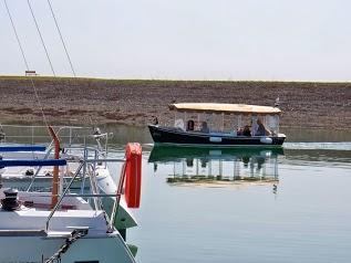 -L'EIDER bateau promenade
