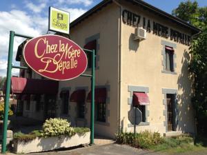 Logis Hôtel Chez la Mère Dépalle