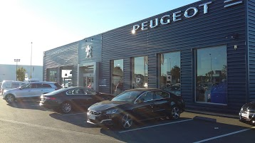Peugeot Mary Automobiles Granville